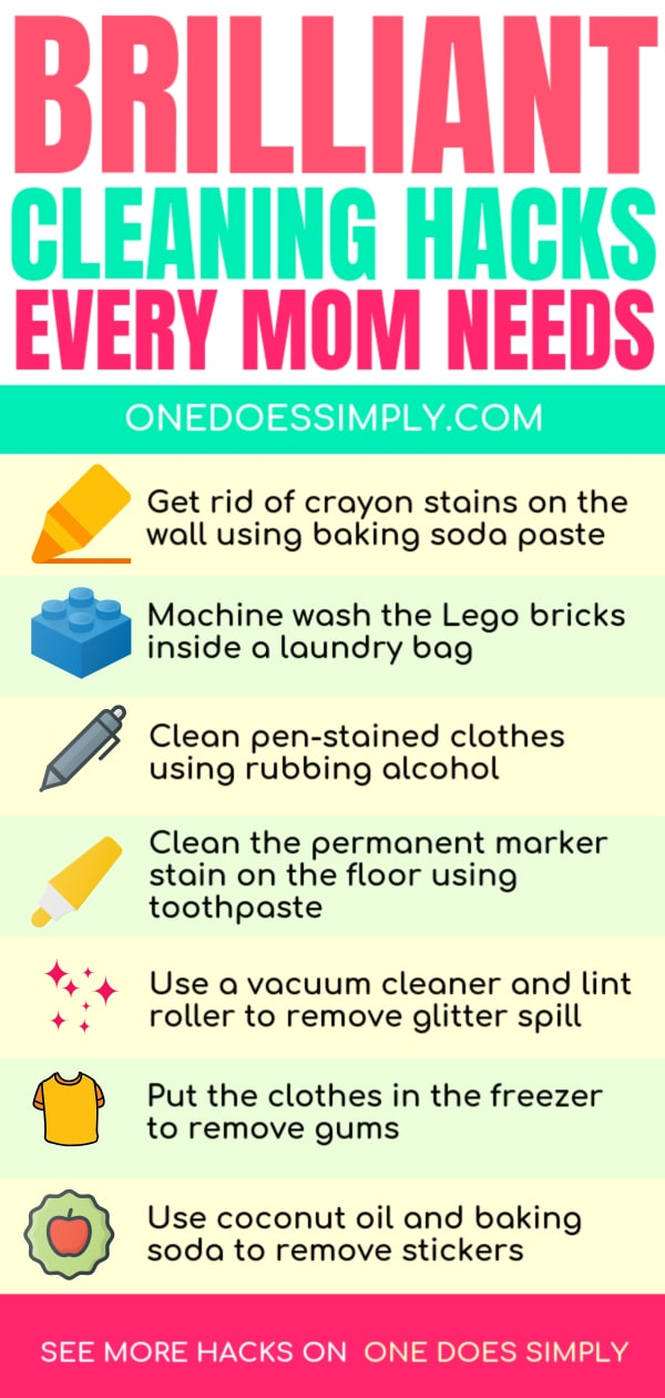 See more brilliant cleaning hacks that every mom should know | cleaning hacks | cleaning hacks tips and tricks #Cleaning #cleaningtips #cleaningtricks #clean #homecleaning